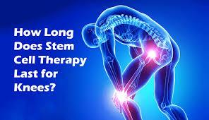Regenerative medicine for knees