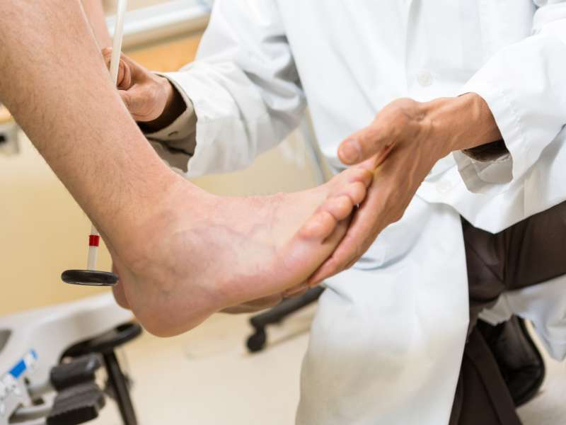 stem cell therapy treatment for the foot and ankle