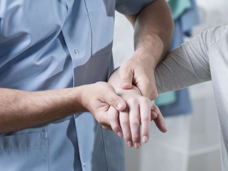 stem cell therapy treatment for the hand and wrist