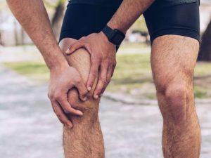 knee area