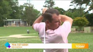 low back hip pain video testimonial
