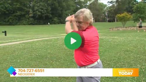 shoulder pain rotator cuff pain video testimonial