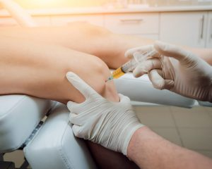 stem cell injections for knee pain