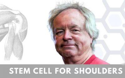 Stem Cell Injections for Shoulder Arthritis